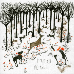 Cover - The Race