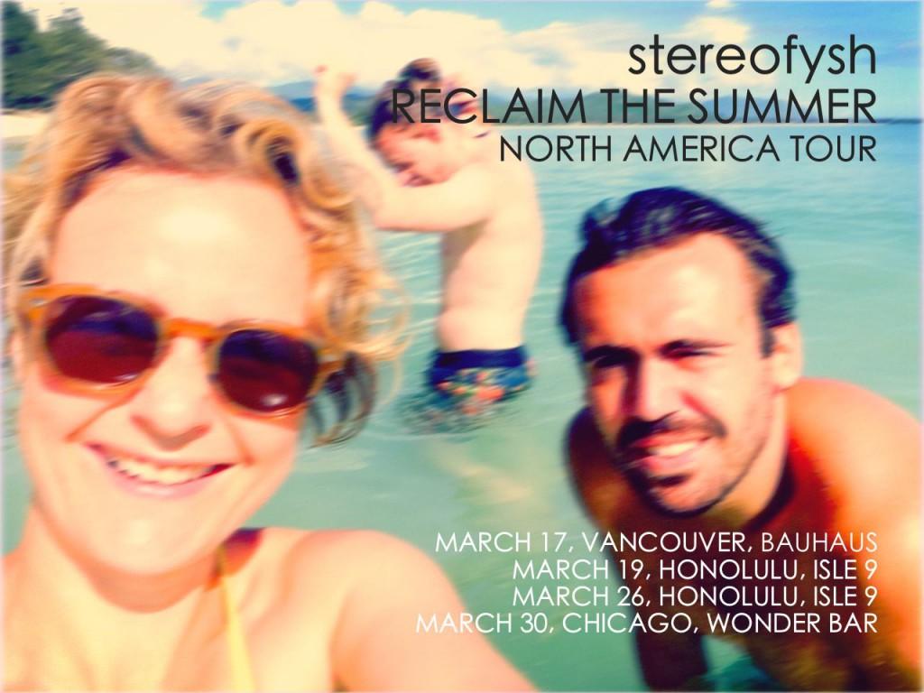 Stereofysh Tour America